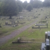 Pathway In St Woolos Cemetery