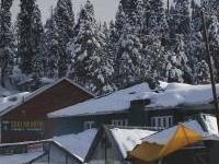 Patnitop Skiing