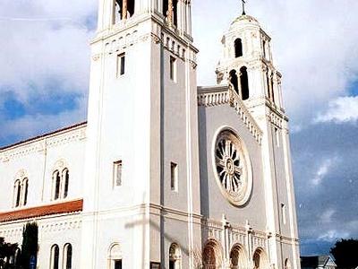 Petaluma  C A  St .  Vincent