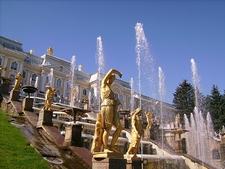 Peterhof Palace Statues & Fountains - St. Petersburg