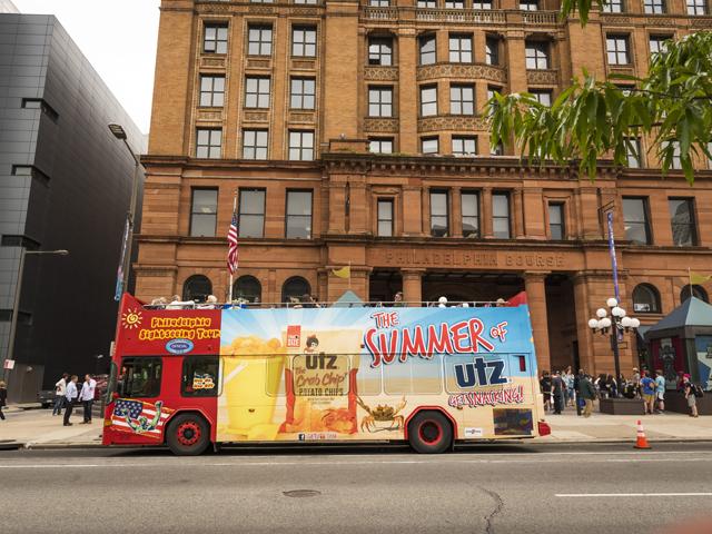 Open Top Double Decker Bus Tour Photos