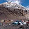 Plaza De Mulas Base Camp - Aconcagua - Argentina Mendoza