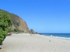Point Mugu State Park Beach