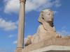 Pompey's Pillar At Alexandria - Egypt