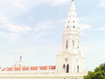 Poondi Matha Basilica