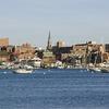 Portland Harbor View Maine