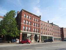 Portland ME - Old Port Buildings
