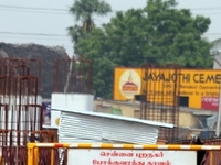 Chennai Port - Expressway Maduravoyal