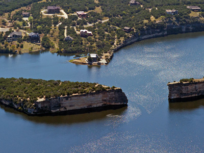 Possum Kingdom Lake