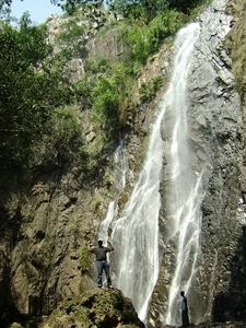 Pradhanpat Waterfalls