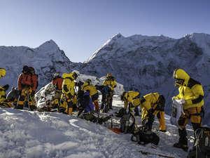 Island Peak & Everest Base Camp 17 Days Photos