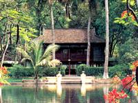 Residencia del Presidente Ho Chi Minh