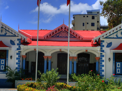 Presidential Palace Of Male