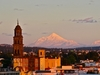 Puebla Sunset Overview