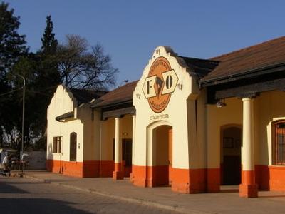 Yacuiba Train Station