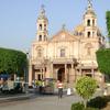 Parque Central And Parish Of San Francisco Of Asís