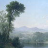 Pastoral Landscape Asher Brown Durand