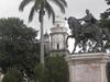 View Of The Bolívar Square