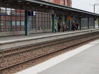 Pohjois Haaga Railway Station