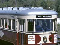 Willamette Shore Trolley