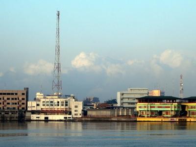 Port Of Cotonou