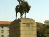Statue Of Andries Wilhelmus Jacobus Pretorius