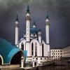 Qolşärif Mosque At Kazan