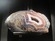 Quartz Var Agate Geode