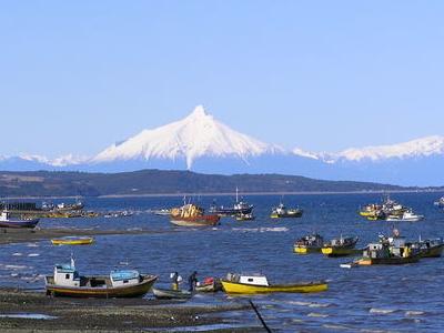 Corcovado Volcano