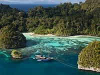 Papua Islas Región