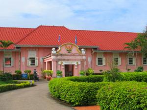 Ratchaburi Museo Nacional