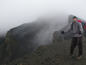 3 Days Mount Meru Climb Photos