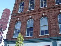 Reed Opera House and McCornack Block Addition