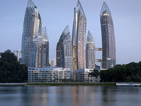 Reflections at Keppel Bay