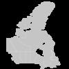 Regional Map Of Canada