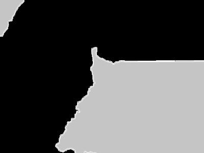Regional Map Of Equatorial Guinea