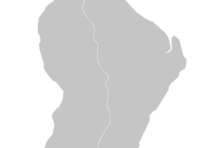 Regional Map Of French Guiana