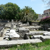 Remains Of The Temple Of Aphrodite