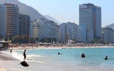 Rio De Janeiro - Copacabana Beach
