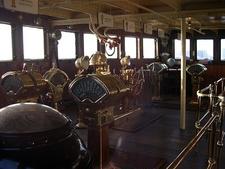RMS Queen Mary's Bridge