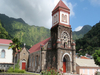 Roman Catholic Church In Soufriere
