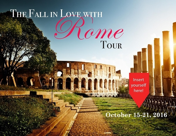 The Fall in Love With Rome Tour Photos