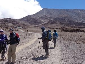 Rongai Route Photos