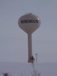 Rosemontmnwatertower