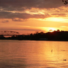 The Arauca At Sunset
