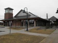 Saco Train Station