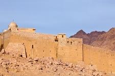 Saint Catherine Monastery - South Sinai Egypt