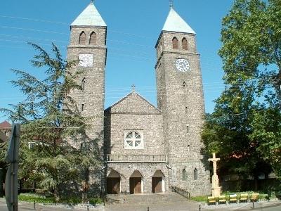Saint Imre Basalt Church, Badacsonytomaj