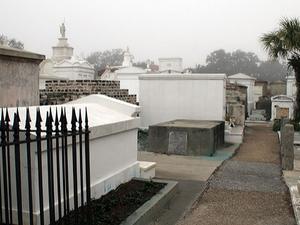 St. Louis Cemetery No. 1 Walking Tour