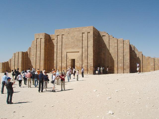 Tour to Giza Pyramids Memphis and Sakkara Photos